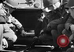 Image of American troops aboard LST English Channel, 1944, second 6 stock footage video 65675051824