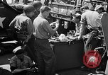 Image of Lieutenant Ralph Adams aboard LST English Channel, 1944, second 6 stock footage video 65675051825