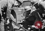 Image of American troops English Channel, 1944, second 12 stock footage video 65675051826