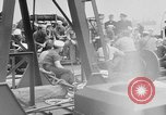 Image of American troops English Channel, 1944, second 1 stock footage video 65675051828