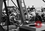 Image of American troops English Channel, 1944, second 7 stock footage video 65675051828