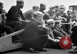 Image of American troops English Channel, 1944, second 9 stock footage video 65675051828
