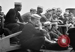 Image of American troops English Channel, 1944, second 10 stock footage video 65675051828
