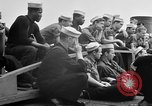 Image of American troops English Channel, 1944, second 11 stock footage video 65675051828