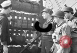 Image of American soldiers English Channel, 1944, second 3 stock footage video 65675051831