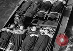 Image of casualties English Channel, 1944, second 10 stock footage video 65675051835