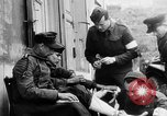 Image of British Medical corpsmen Italy, 1944, second 9 stock footage video 65675051838