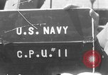 Image of US troops aboard LST United Kingdom, 1944, second 1 stock footage video 65675051841