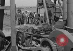 Image of US troops aboard LST United Kingdom, 1944, second 8 stock footage video 65675051841