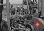 Image of US troops aboard LST United Kingdom, 1944, second 9 stock footage video 65675051841
