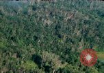Image of wooded low land Vietnam, 1967, second 7 stock footage video 65675051866