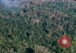 Image of wooded low land Vietnam, 1967, second 8 stock footage video 65675051866