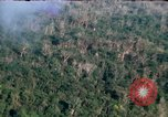 Image of wooded low land Vietnam, 1967, second 10 stock footage video 65675051866