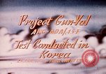 Image of F 86F aircraft Korea, 1953, second 12 stock footage video 65675051867
