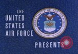 Image of USAF tactical air power United States USA, 1965, second 5 stock footage video 65675051876