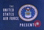 Image of USAF tactical air power United States USA, 1965, second 6 stock footage video 65675051876