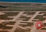 Image of aircraft P 47s Corsica France Alto Air Base, 1944, second 9 stock footage video 65675051885