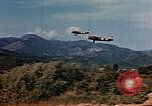 Image of aircraft P 47s Corsica France, 1944, second 7 stock footage video 65675051888