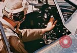Image of aircraft P 47 Corsica France Alto Air Base, 1944, second 9 stock footage video 65675051889
