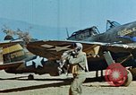 Image of USAAF 57th Fighter Group P-47s Corsica France, 1944, second 9 stock footage video 65675051894