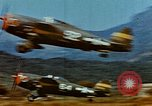 Image of P 47s take off Corsica France, 1944, second 10 stock footage video 65675051895