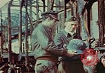 Image of American pilot Germany, 1945, second 9 stock footage video 65675051909