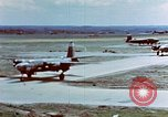 Image of aircraft B 26s Germany, 1945, second 4 stock footage video 65675051914