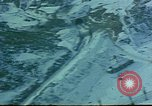 Image of railroad tunnel entrance Korea, 1951, second 2 stock footage video 65675051944