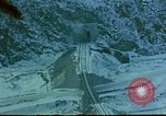 Image of railroad tunnel entrance Korea, 1951, second 11 stock footage video 65675051944