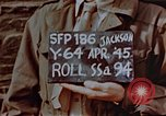 Image of trucks Germany, 1945, second 1 stock footage video 65675051961