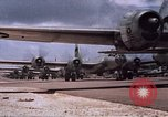 Image of B-29 superfortresses bombing Japan Guam Mariana Islands, 1945, second 4 stock footage video 65675051972