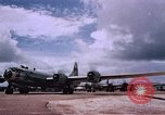 Image of B-29 superfortresses bombing Japan Guam Mariana Islands, 1945, second 10 stock footage video 65675051972