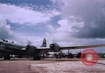 Image of B-29 superfortresses bombing Japan Guam Mariana Islands, 1945, second 12 stock footage video 65675051972