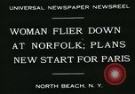 Image of Mrs Beryl Hart Norfolk Virginia USA, 1931, second 2 stock footage video 65675051974
