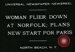 Image of Mrs Beryl Hart Norfolk Virginia USA, 1931, second 5 stock footage video 65675051974