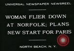 Image of Mrs Beryl Hart Norfolk Virginia USA, 1931, second 6 stock footage video 65675051974