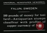 Image of antiquarian Falun Sweden, 1931, second 8 stock footage video 65675051977