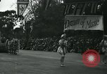 Image of procession of floats Pasadena California USA, 1931, second 9 stock footage video 65675051981