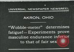 Image of Wobble Meter Akron Ohio USA, 1931, second 1 stock footage video 65675051984