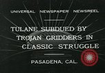 Image of 1932 Rose Bowl Pasadena California USA, 1932, second 2 stock footage video 65675051992