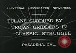 Image of 1932 Rose Bowl Pasadena California USA, 1932, second 3 stock footage video 65675051992