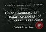 Image of 1932 Rose Bowl Pasadena California USA, 1932, second 5 stock footage video 65675051992
