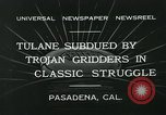 Image of 1932 Rose Bowl Pasadena California USA, 1932, second 8 stock footage video 65675051992