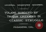 Image of 1932 Rose Bowl Pasadena California USA, 1932, second 9 stock footage video 65675051992