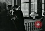 Image of Newly wed Irving Berlin and wife (former Ellin Mackay)  Atlantic City New Jersey USA, 1926, second 12 stock footage video 65675051996