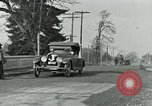 Image of National Guard troops patrol after Armistice Day incident Centralia Washington USA, 1919, second 7 stock footage video 65675052001