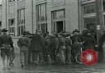 Image of National Guard troops patrol after Armistice Day incident Centralia Washington USA, 1919, second 10 stock footage video 65675052001