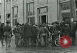 Image of National Guard troops patrol after Armistice Day incident Centralia Washington USA, 1919, second 11 stock footage video 65675052001