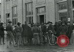 Image of National Guard troops patrol after Armistice Day incident Centralia Washington USA, 1919, second 12 stock footage video 65675052001