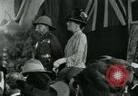 Image of Marshal Herbert Charles Onslow Plumer Jerusalem Palestine, 1926, second 4 stock footage video 65675052002